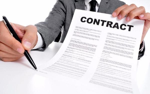 Những văn bản mà giám đốc chi nhánh được ký, đóng dấu