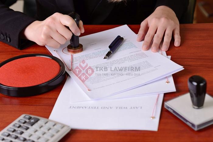 Hồ sơ, thủ tục thay đổi nội dung đăng ký doanh nghiệp cập nhật mới nhất