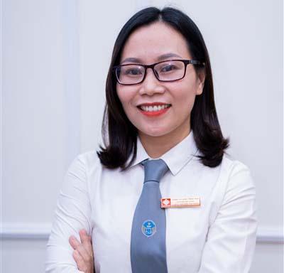 Luật sư Nguyễn Thị Thủy