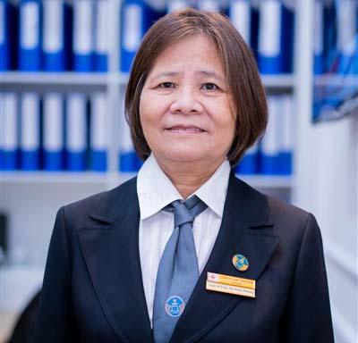 Luật sư Trần Thị Xuân Phương