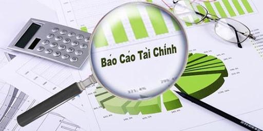 Quy định của pháp luật về báo cáo tài chính