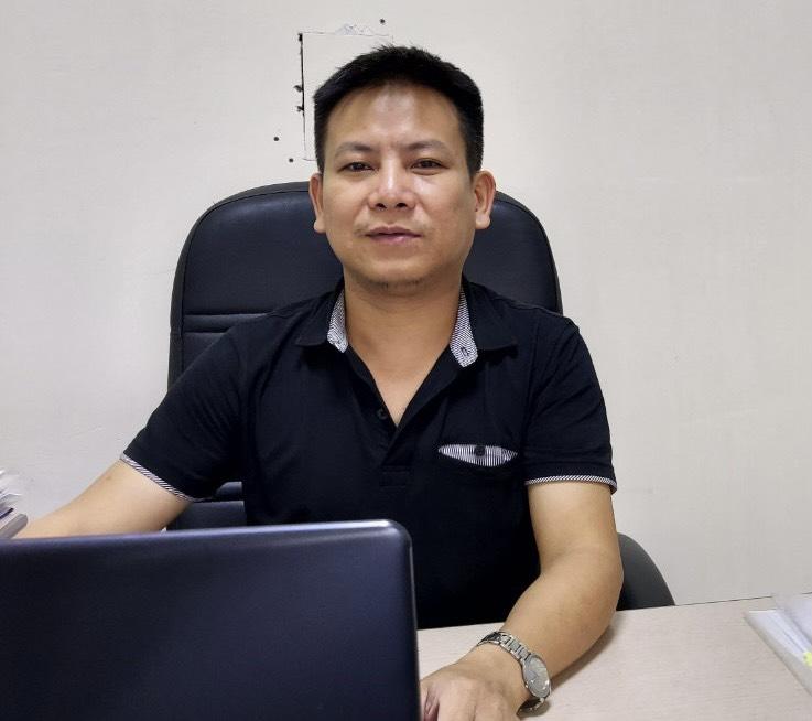 Anh Phạm Văn Tuân - Công ty cổ phần đầu tư và phát triển công nghiệp Đức Phát